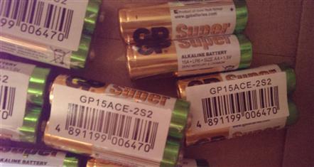 GP-Batterier